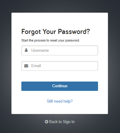 This image has an empty alt attribute; its file name is ForgotYourPassword.png
