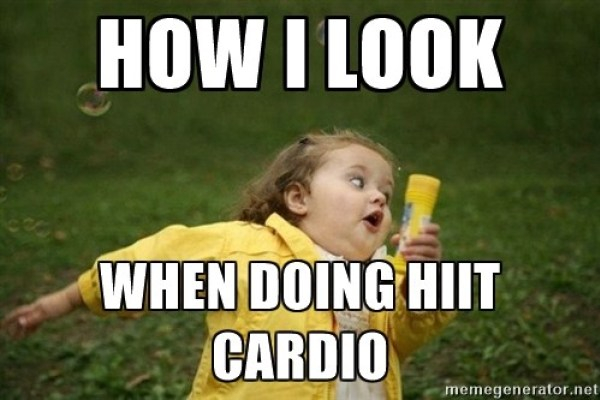 home hiit workout memes - hiit workout