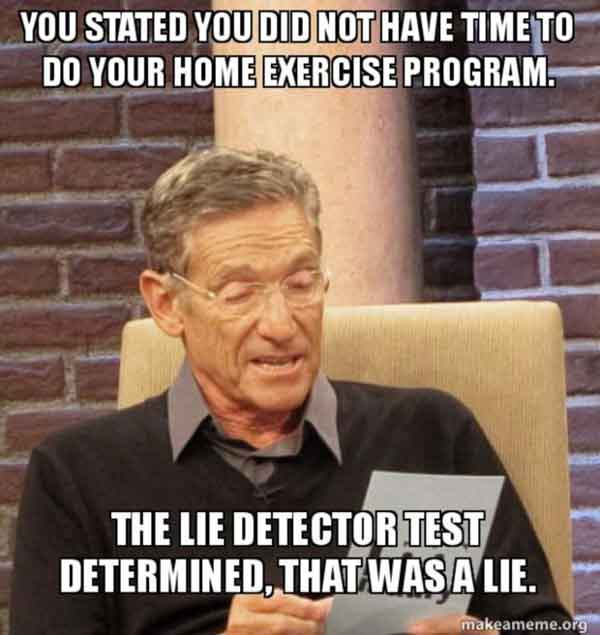 working-out-from-home memes - maury meme