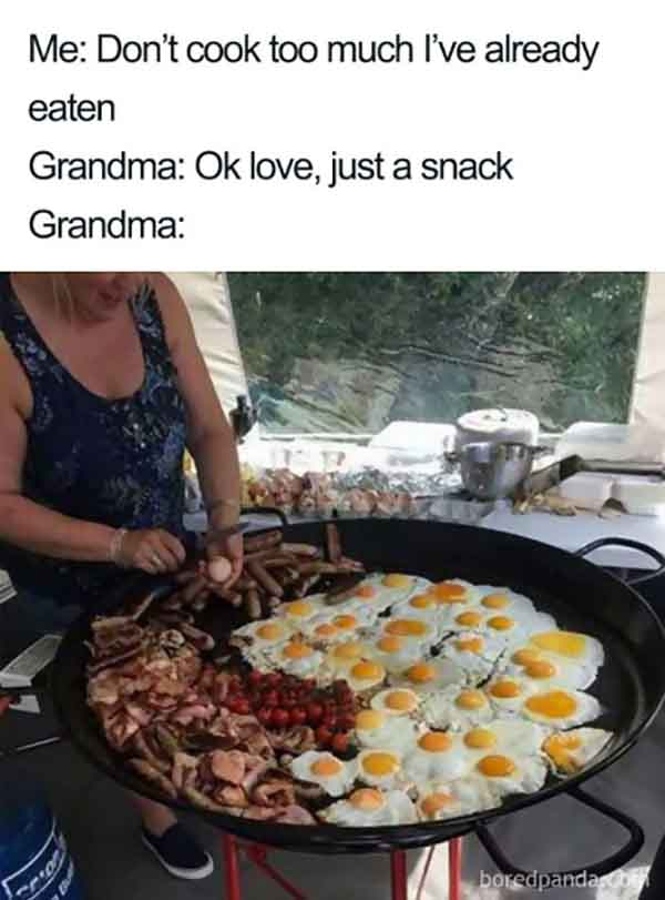 funny cooking memes