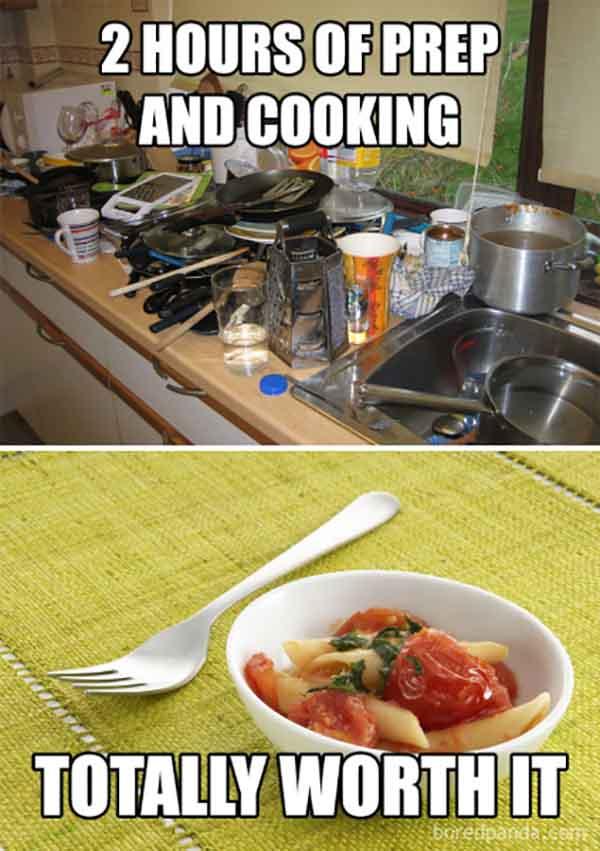 hilarious cooking memes
