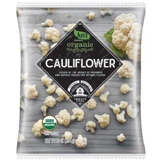 best frozen veggies - cauliflower