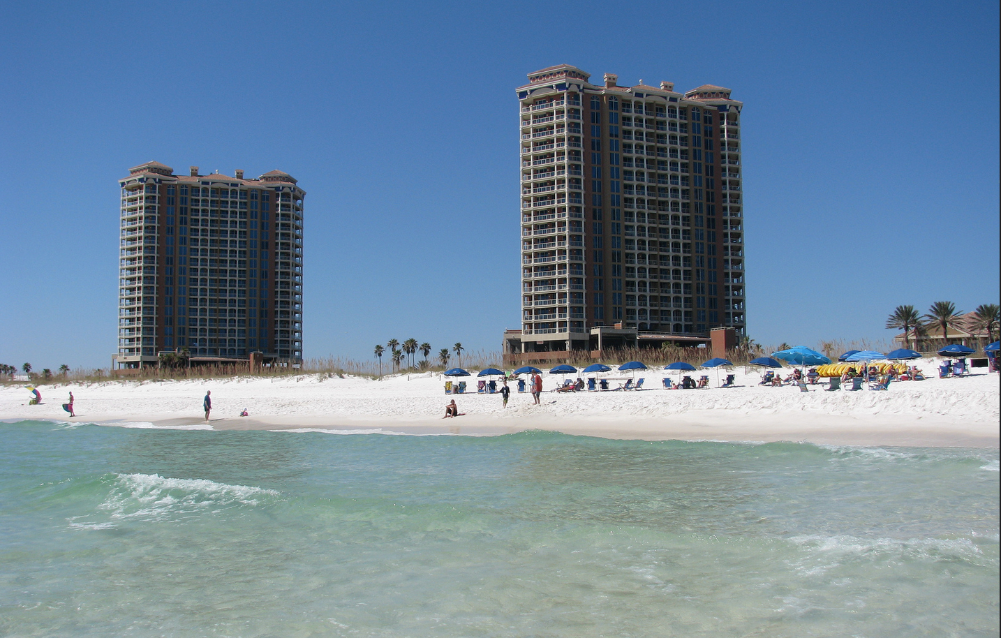 On The Beach In Pensacola. Photo Credit: Jason Meredith / Flickr