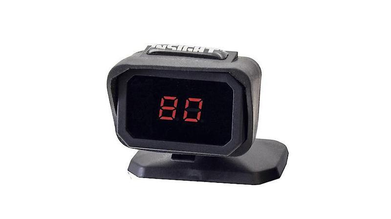 Brake controller with digital display