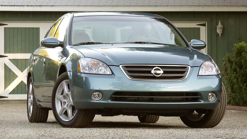 2001 Nissan Altima | Nissan Motor Corporation