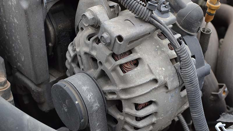 Nissan Altima alternator