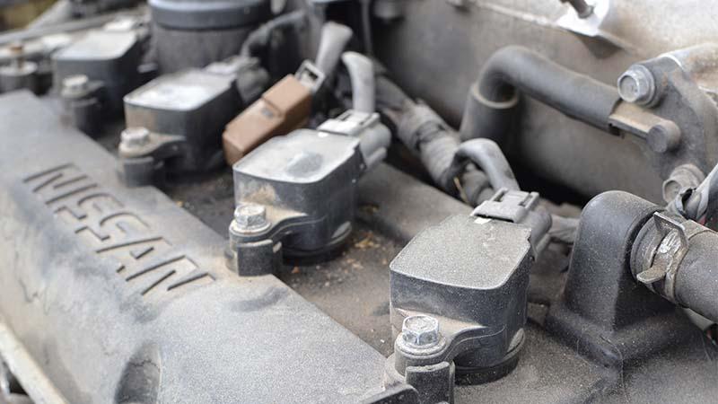 Nissan Altima ignition coils
