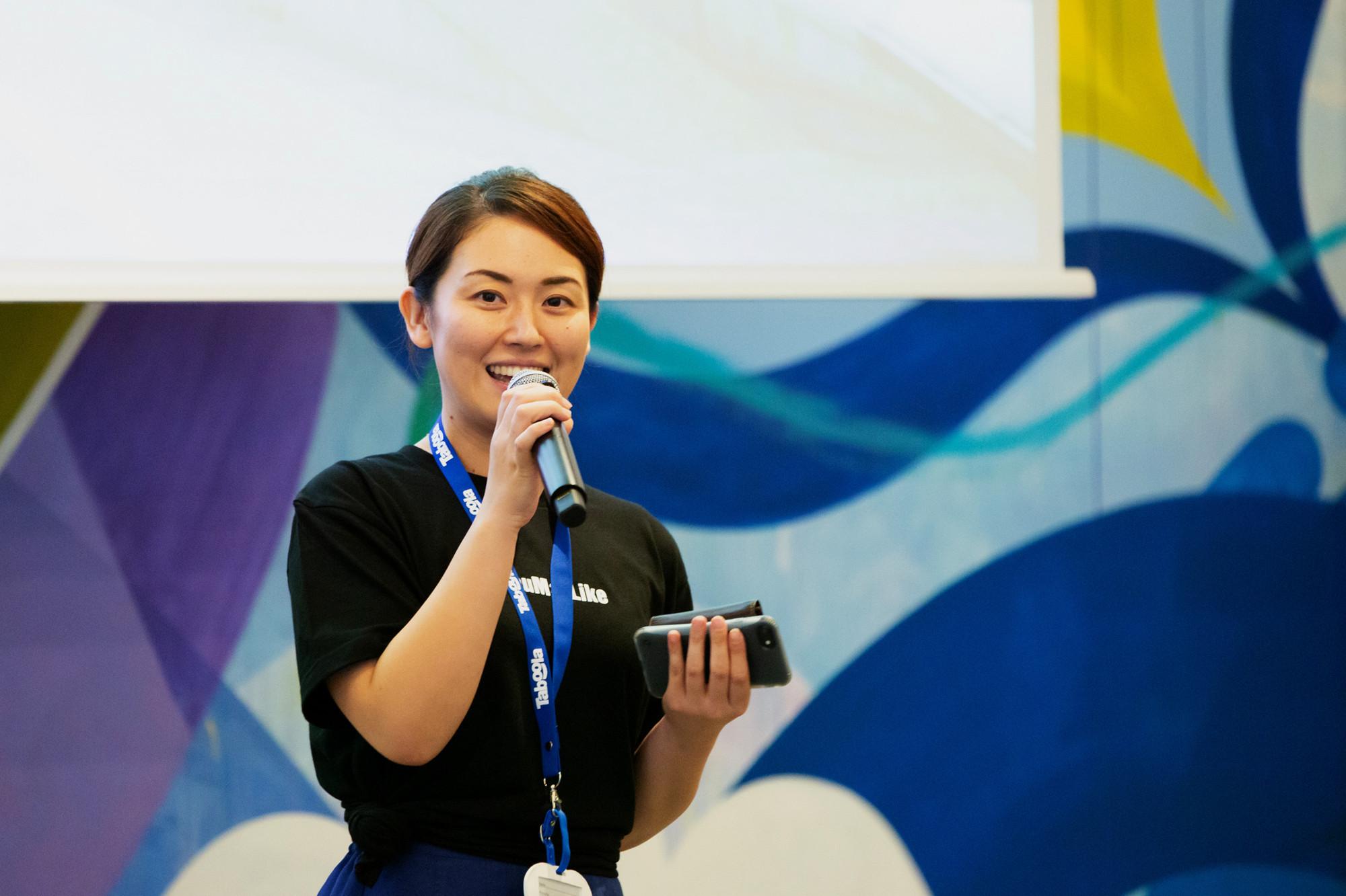 Yuka Onoue, Media Sales Director - Japan