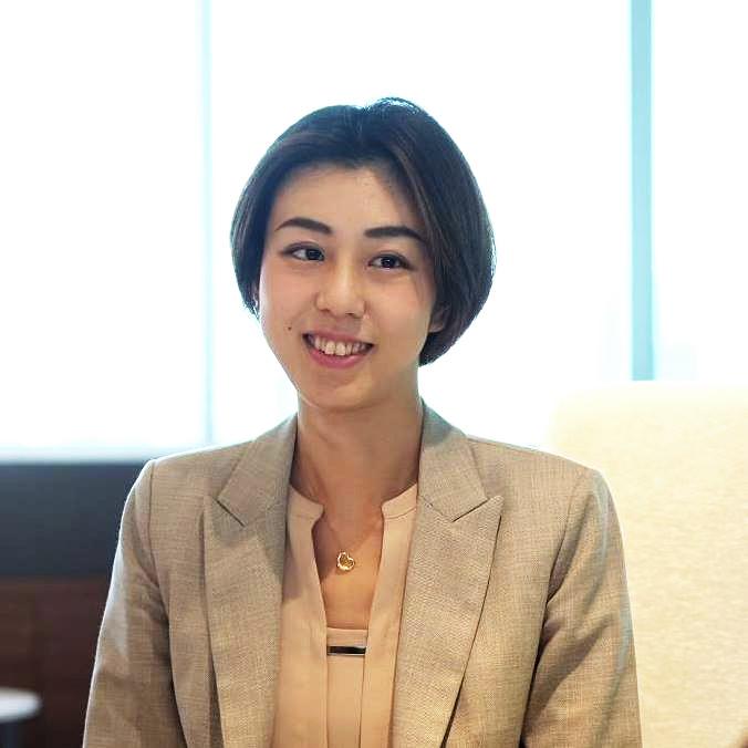 Naomi Kono, Media Account Manager - Japan