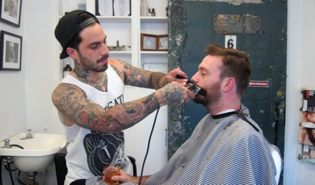 Coiffe Talk With Culver Citys Blind Barber