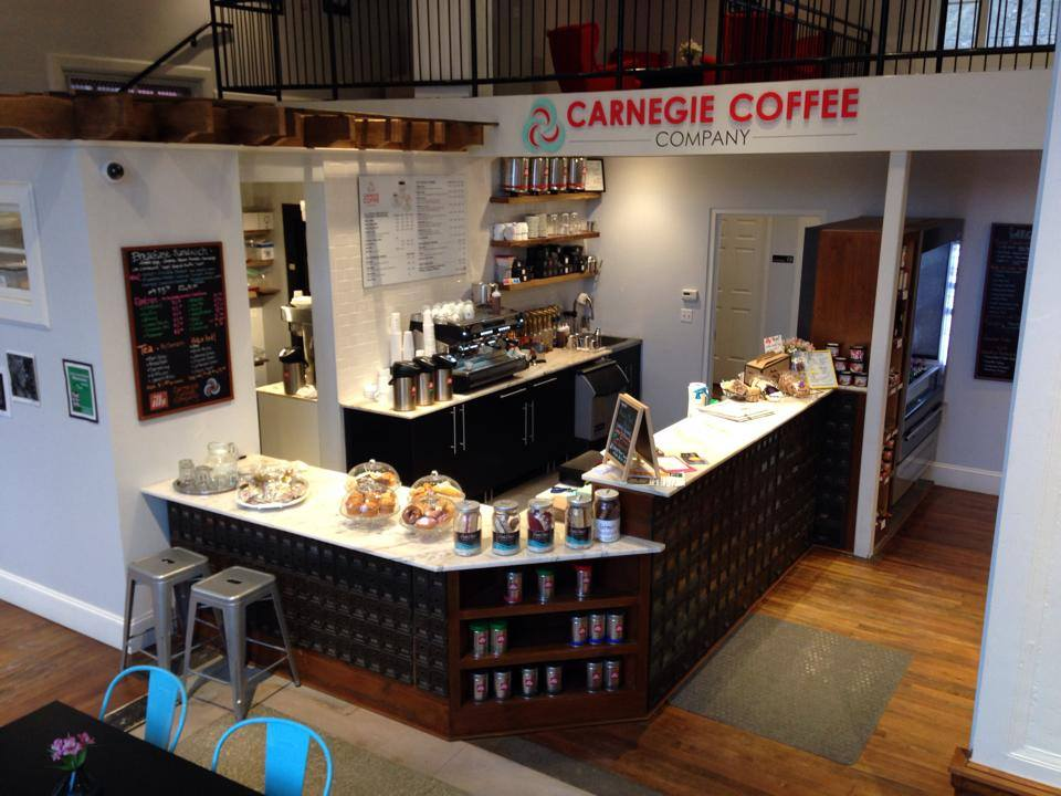 The 5 Best Coffee Shops For Freelancers Pittsburgh Edition