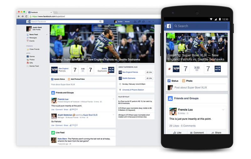 Facebook's Launching a Super Bowl Content Hub. Will It Work?