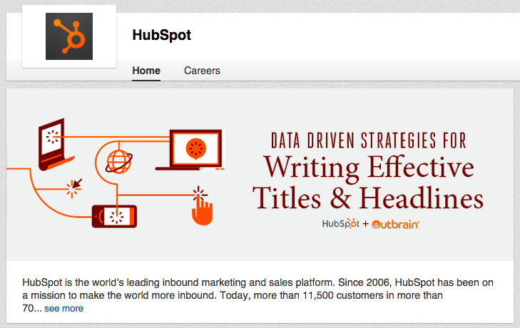 HubSpot Linkedin marketing