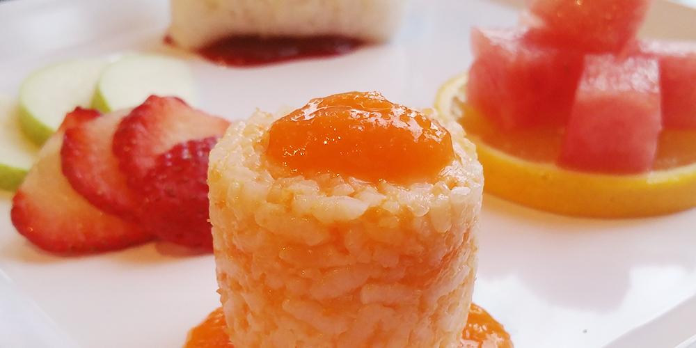 """Orange's """"Fruishi"""" (Photo Courtesy Orange)"""