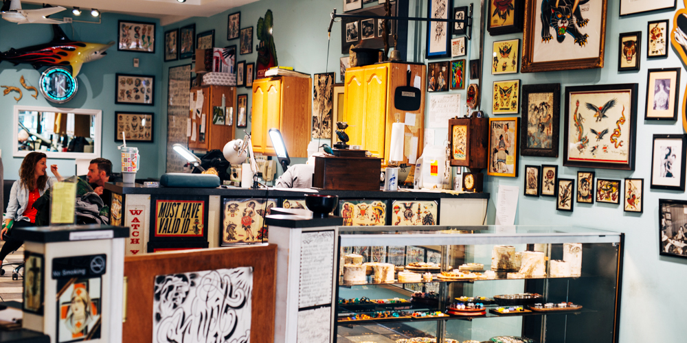 Chicago tattoo shops artists marriott traveler for Tattoo shops in illinois