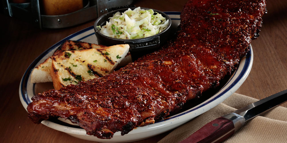 St Louis Spare Ribs (Photo: Courtesy American Q)
