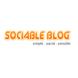 Sociable Blog