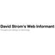 David Storm's Web Informant