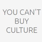youcantbuy culture