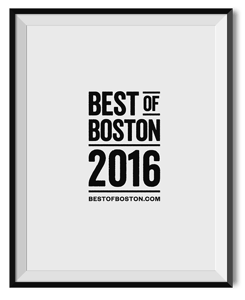 extology best of boston award