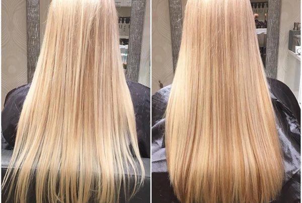 hair salon boston blonde