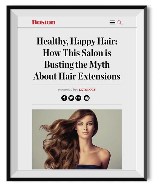 boston magazine hair salon extensions article