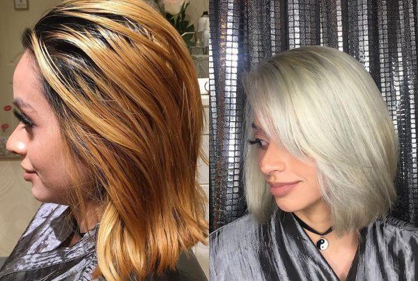 blonde hair color boston salon