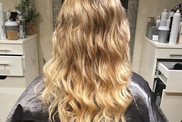 blonde hair color hair salon boston