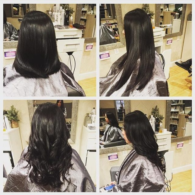 clip in hair extensions boston salon