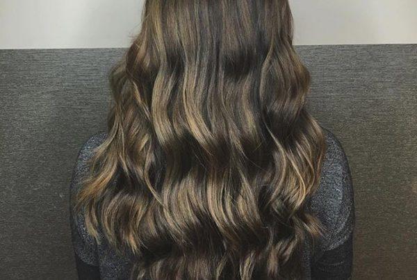 hair color brunette boston