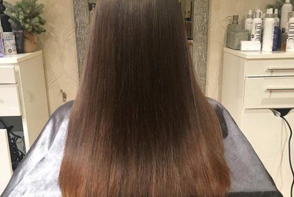 hair cut blowdry blowout boston salon