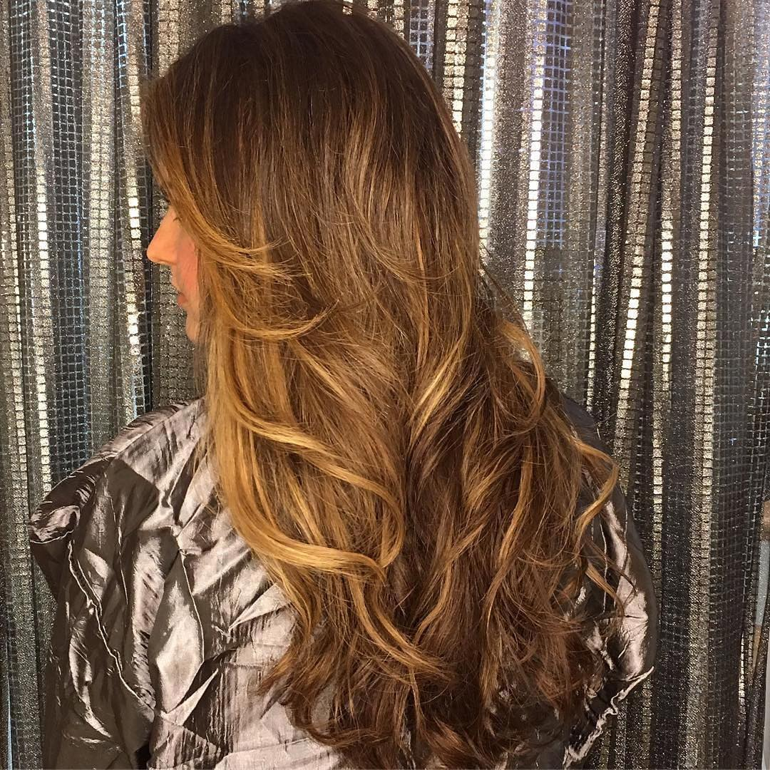 hair extensions and balayage boston salon