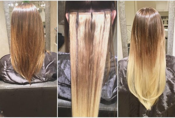 tape in hair extensions boston