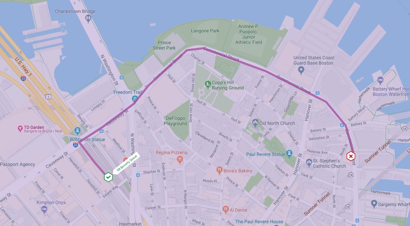 extology salon moved map