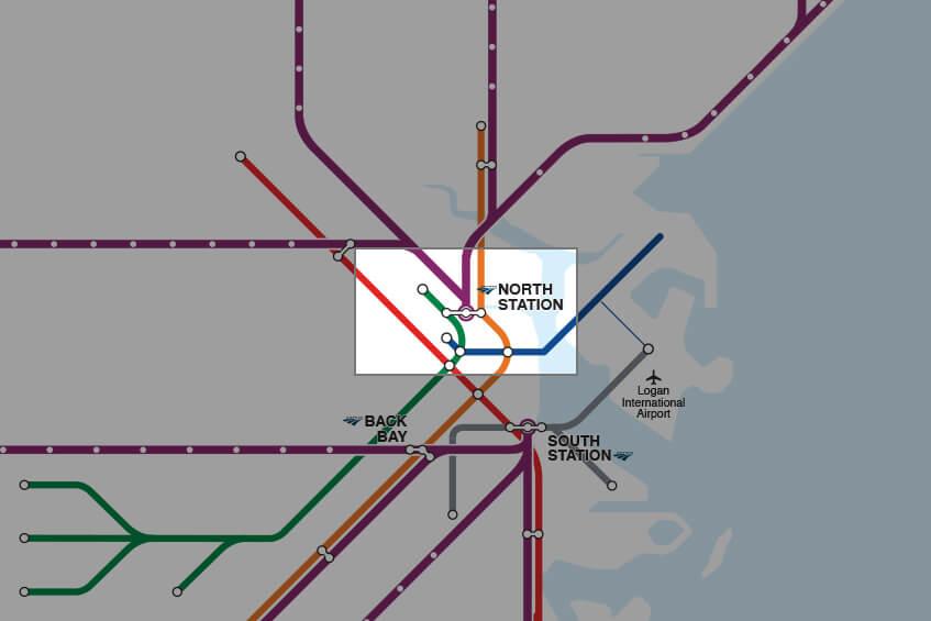train subway to extology
