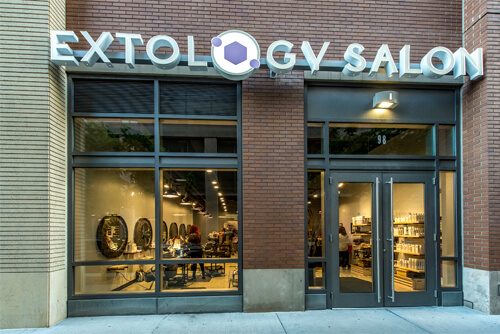 extology salon boston location