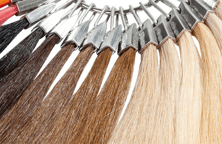 great lengths color swatch boston