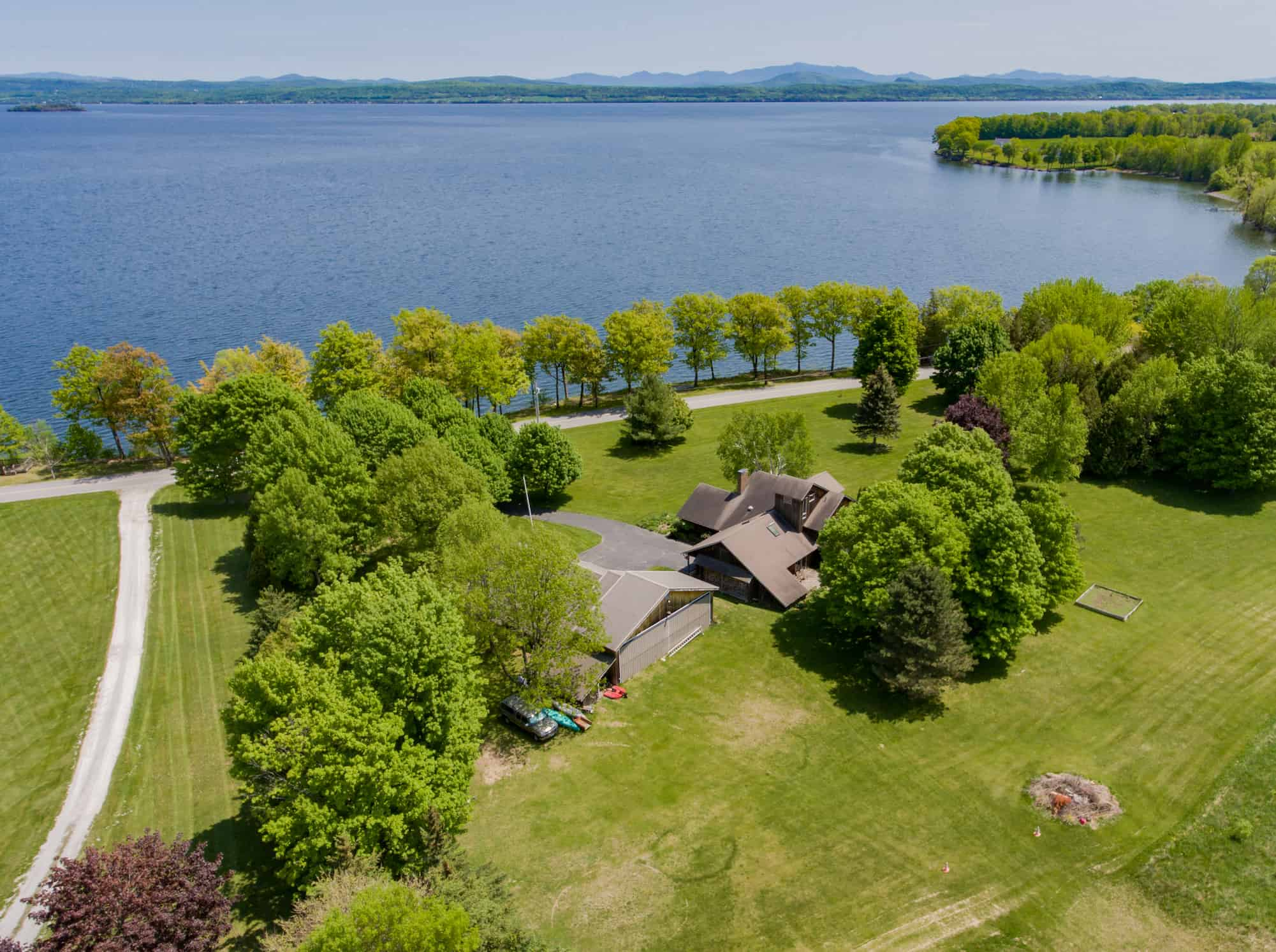 237 E Shore N Road, Grand Isle, VT 05458