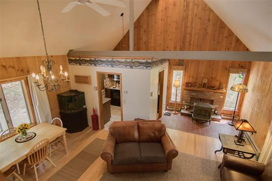 Living Dining 185 Reservoir Road, Campton, NH 03223 Alpine Lakes Real Estate