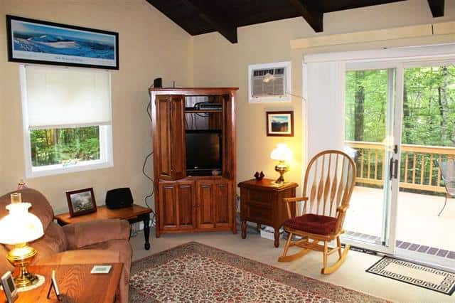 Living Room 1 Dubeau Circle, Campton, NH 03223 Alpine Lakes Real Estate