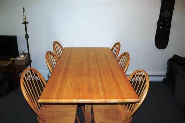 Dining 17 Hummingbird Lane, Lincoln, NH 03251 Alpine Lakes Real Estate