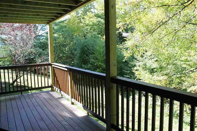 Deck 17 Hummingbird Lane, Lincoln, NH 03251 Alpine Lakes Real Estate