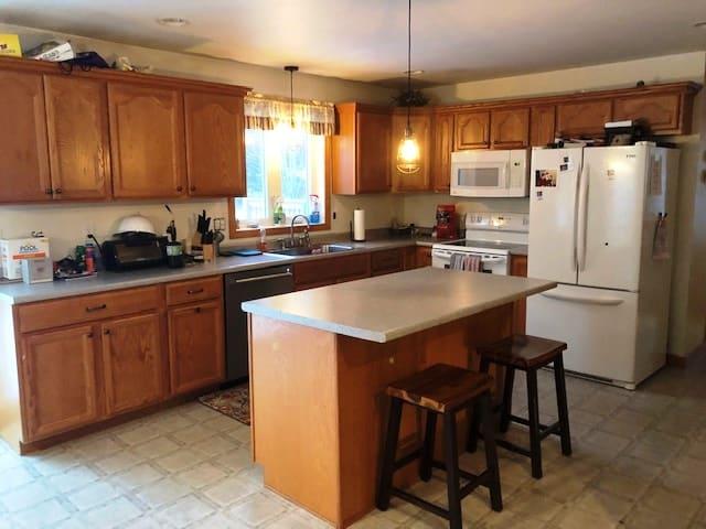 Kitchen 114 Laundromat Road, Thornton, NH 03285 Alpine Lakes Real Estate