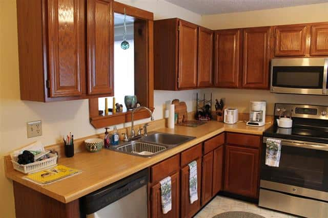 Kitchen 10 Notchview #4, Lincoln, NH 03251 Alpine Lakes Real Estate