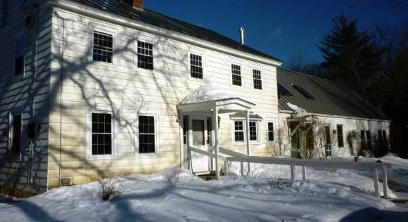 Historic Exterior 115 Sandwich Notch Road, Thornton, NH 03285 Alpine Lakes Real Estate
