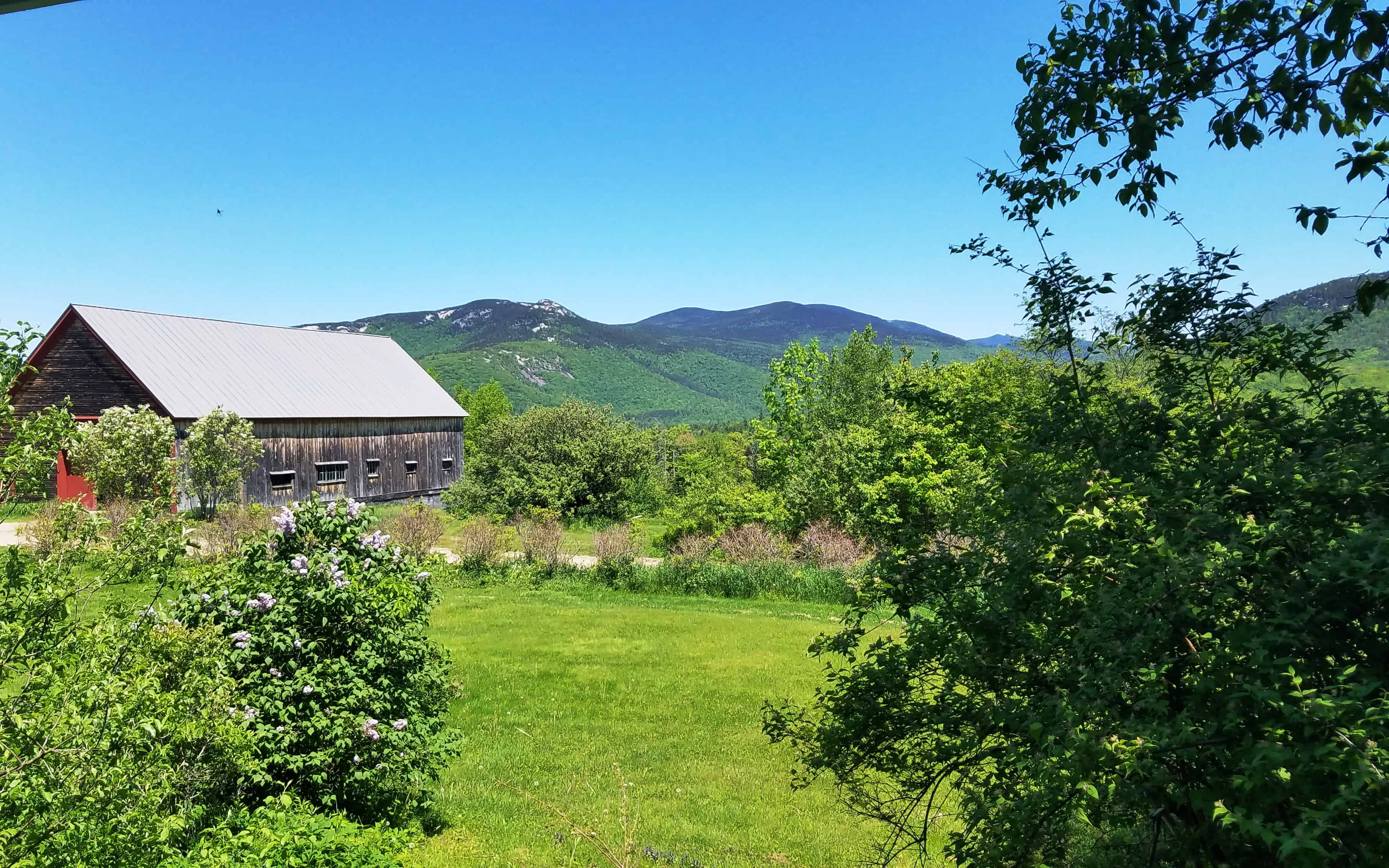 Field and Barn 115 Sandwich Notch Road, Thornton, NH 03285 Alpine Lakes Real Estate