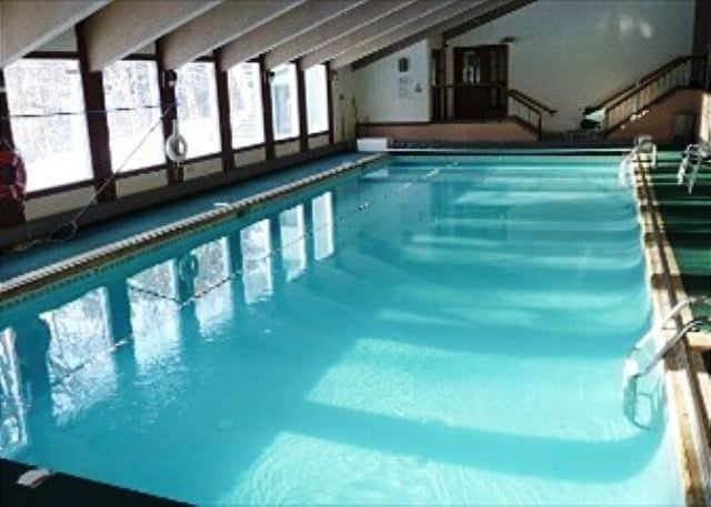 Indoor Pool 27 Condo Road #2, Campton, NH 03223 Alpine Lakes Real Estate