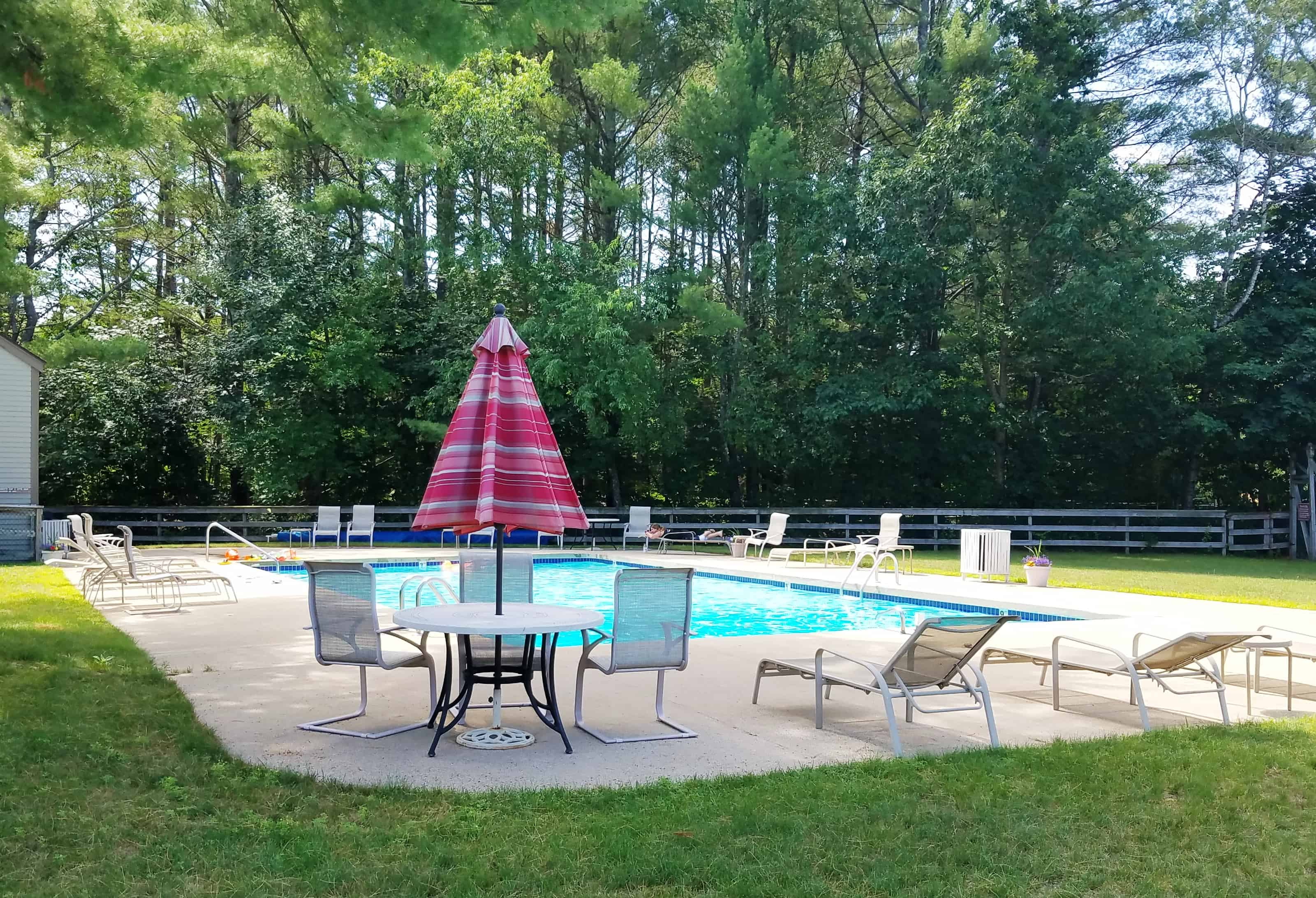 Pool 7-6 Overlook Rd Unit 3B, Campton, NH 03223 Alpine Lakes Real Estate
