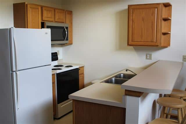 Kitchen 1640 Daniel Webster Highway#40, Woodstock, NH 03262 Alpine Lakes Real Estate
