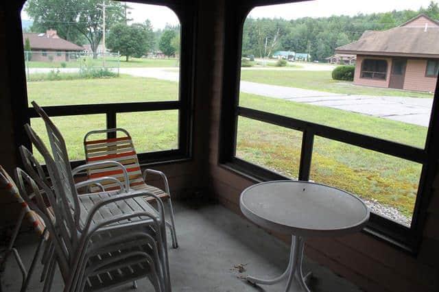 Porch 1640 Daniel Webster Highway#40, Woodstock, NH 03262 Alpine Lakes Real Estate